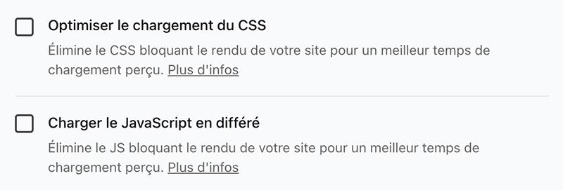 Chargement différé en asynchrone (CLS), régler votre problème avec un plugin de cache WordPress