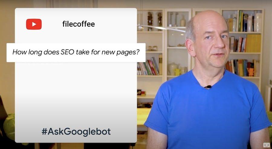 Combien de temps faut-il pour référencer un site sur Google ?